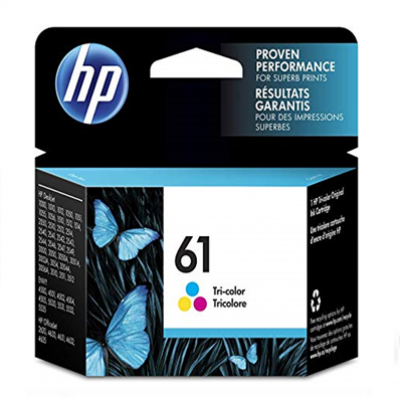 HP DESKJET INK 61 CARTRIDGE COLOR